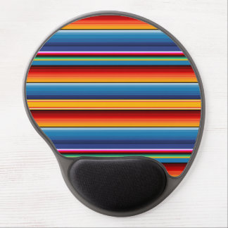 Mexican Sarape Gel Mouse Pad