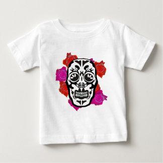 Mexican Skull Baby T-Shirt