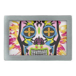 Mexican Skull Belt Buckles