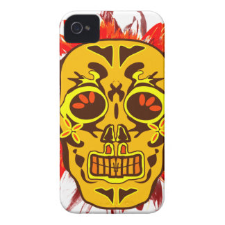 Mexican Skull iPhone 4 Case