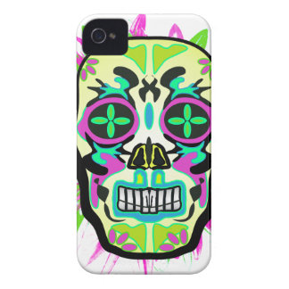 Mexican Skull iPhone 4 Case-Mate Cases