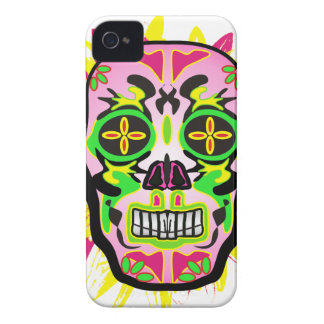 Mexican Skull iPhone 4 Cases