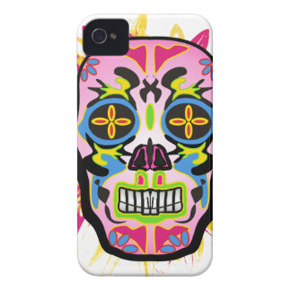Mexican Skull iPhone 4 Cover