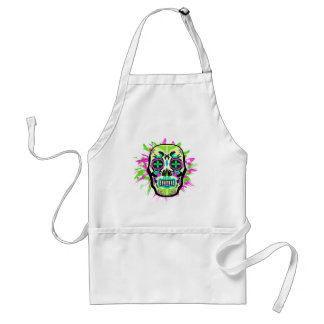 Mexican Skull Standard Apron
