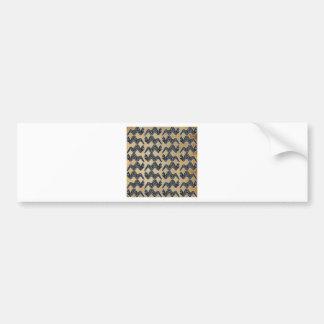 Mexican Snake Bumper Sticker