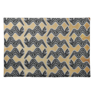 Mexican Snake Place Mat