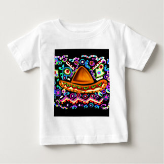 Mexican Sombrero Baby T-Shirt