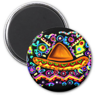 Mexican Sombrero Magnet