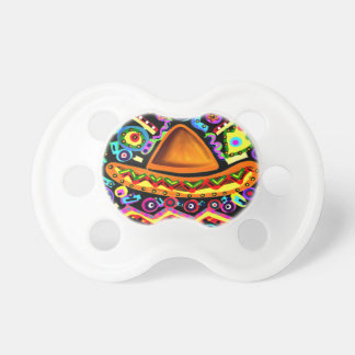Mexican Sombrero Pacifier
