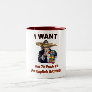 Mexican Tio Sammy Mug