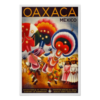 Mexican Travel Ads (Vintage Art) Posters