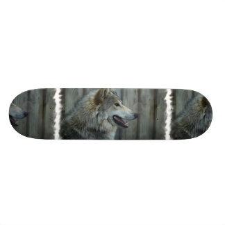 Mexican Wolf Skateboard