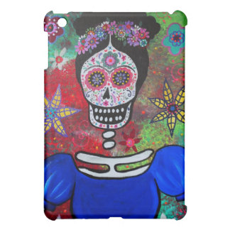 MEXICANA DAY OF THE DEAD IPAD CASE