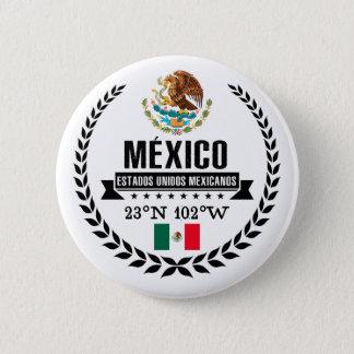 Mexico 2 Inch Round Button