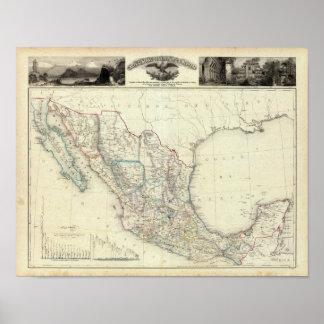 Mexico 4 poster
