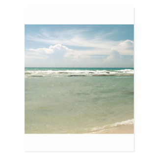 Mexico Beach Postcard