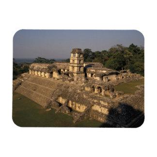 Mexico, Chiapas province,  Palenque, The Palace Magnet