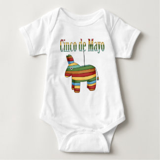 MEXICO Cinco de Mayo Baby Bodysuit
