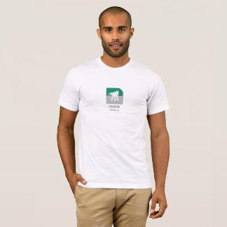 Mexico city metro neza logo t-shirt