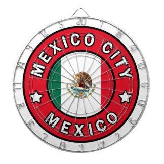 Mexico City Mexico Dartboard