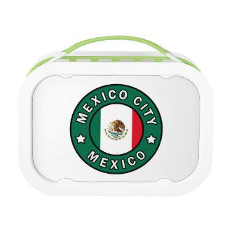 Mexico City Mexico Lunch Box