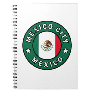 Mexico City Mexico Notebook