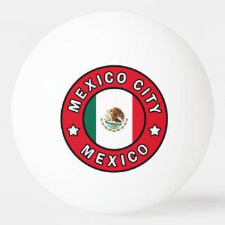 Mexico City Mexico Ping Pong Ball