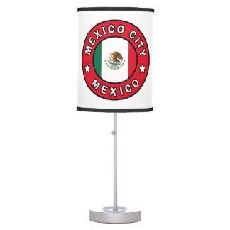 Mexico City Mexico Table Lamp