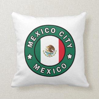 Mexico City Mexico Throw Pillow