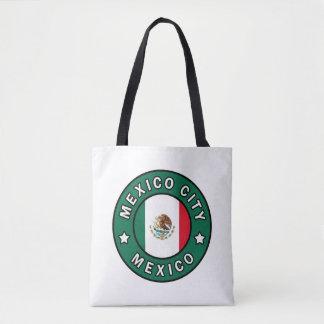Mexico City Mexico Tote Bag