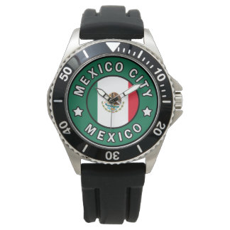 Mexico City Mexico Watch