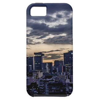 Mexico City Night Skyline iPhone 5 Covers