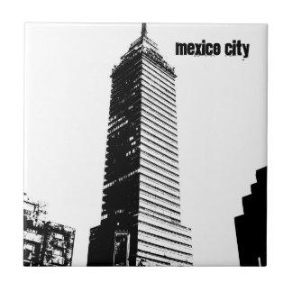 Mexico City Seguros Latinos Tile