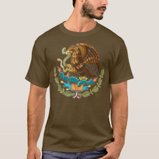 Mexico_coat_of_arms1 T-Shirt