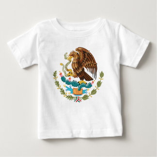 Mexico Coat Of Arms Baby T-Shirt