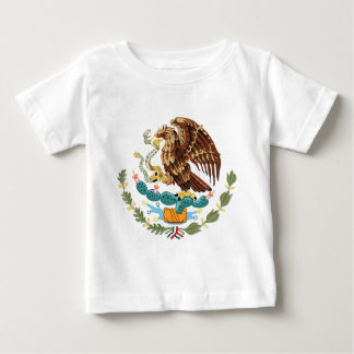 Mexico Coat of Arms Infant T-shirt