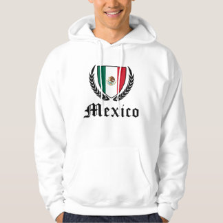 Mexico Crest Hoodie