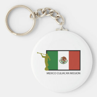 MEXICO CULIACAN MISSION LDS CTR KEYCHAIN