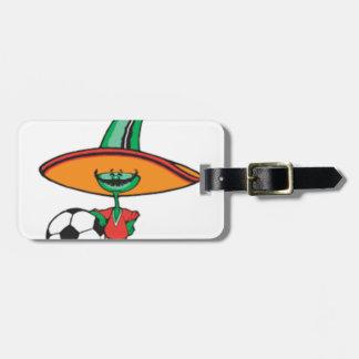 MeXiCO cute, design, Luggage Tag