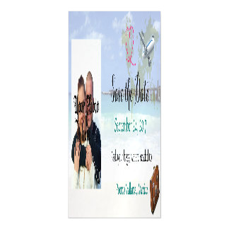 Mexico Destination Wedding Save the Date Magnet