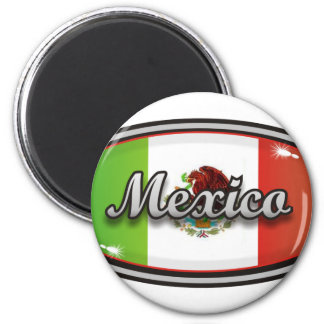 Mexico flag 1 magnet