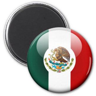 Mexico Flag 2.0 Magnet