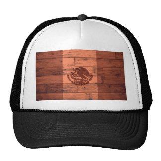 Mexico Flag Brand Trucker Hat
