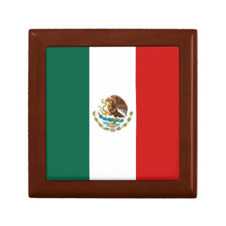 Mexico Flag Gift Box