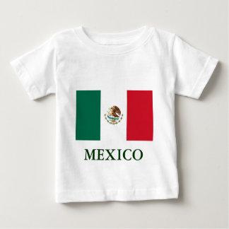 Mexico Flag Infants T-shirt