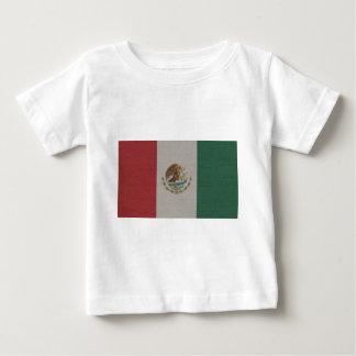 Mexico Flag International Baby T-Shirt