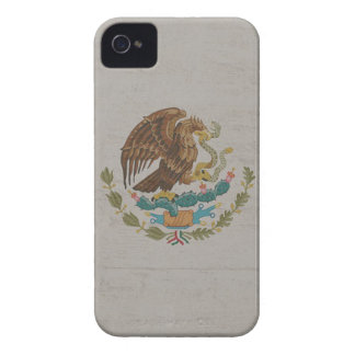 Mexico Flag International iPhone 4 Case-Mate Cases