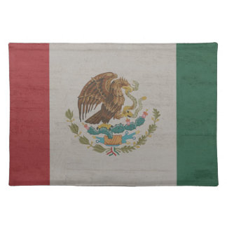 Mexico Flag International Placemat