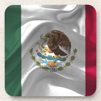 Mexico Flag Mexican Flag Flag Of Mexico Coaster