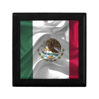 Mexico Flag Mexican Flag Flag Of Mexico Gift Box